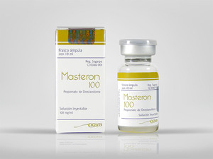 Masteron 100 Propionato de Drostanolona 100 mg 10 ml AMnutrition